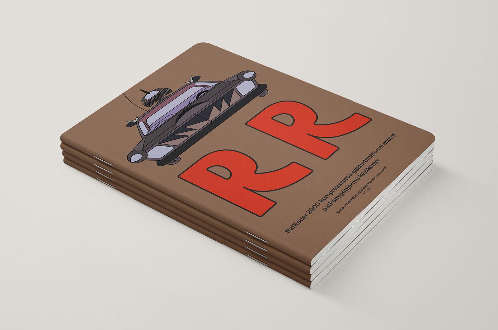 RatRacer 2000 kézikönyv